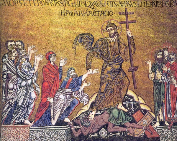 'The Descent into Hell' (St Mark's Venice)