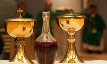Picture of eucharistic gifts
