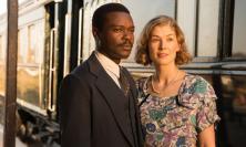 David Oyelowo and Rosamund Pike in A United Kingdom